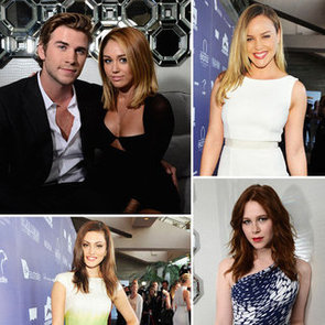 2012 Australians in Film Awards and Benefit Dinner Celebrity Pictures