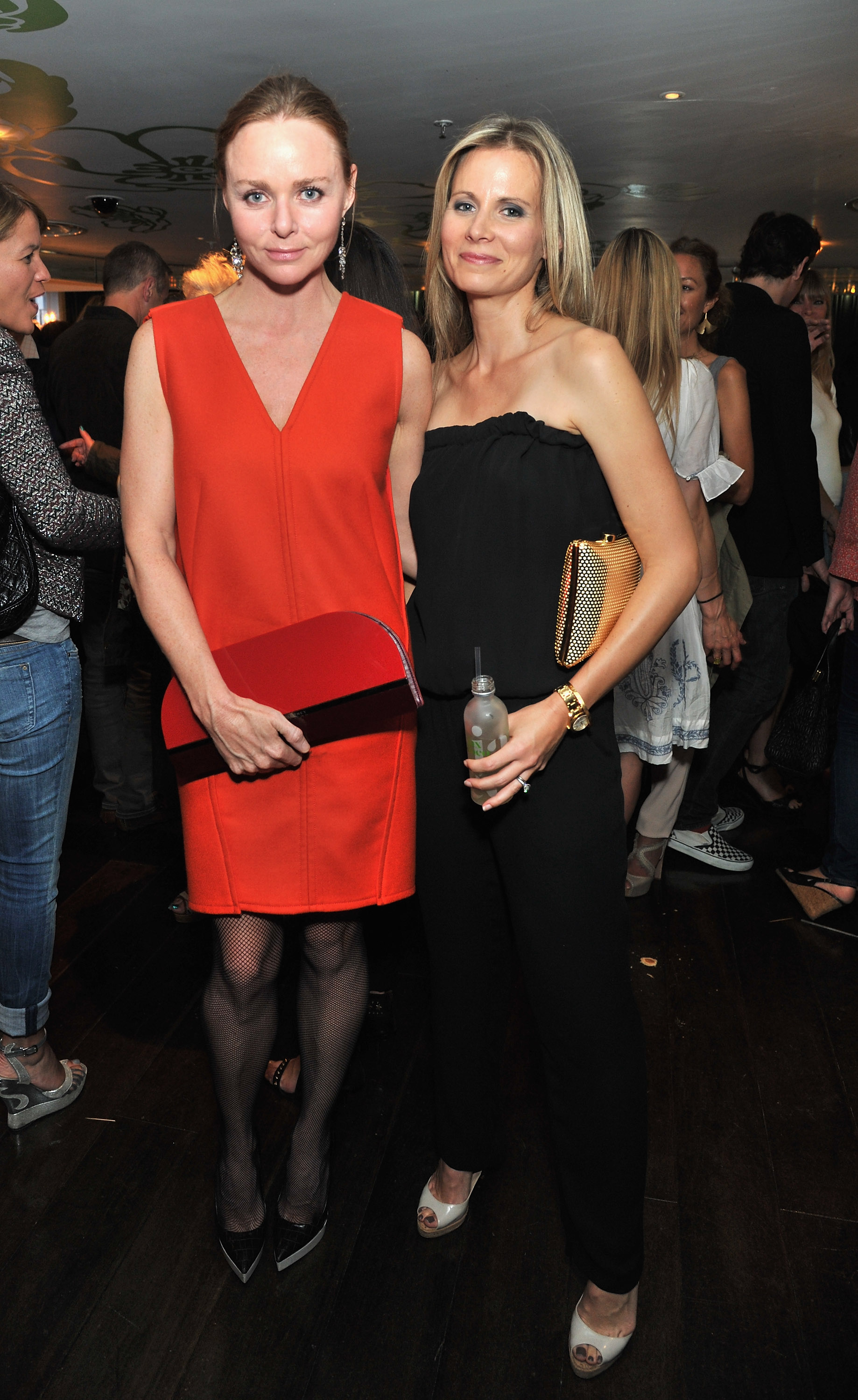 Stella McCartney and Jane Gottschalk