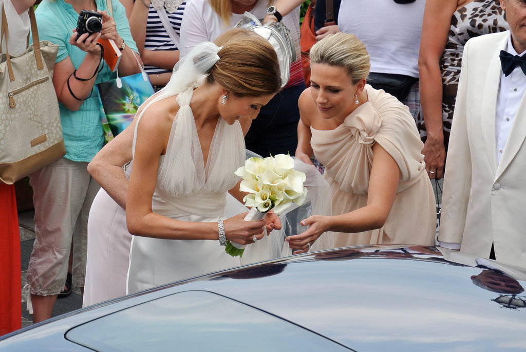 First Look: See Pictures From Kate Waterhouse and Luke Ricketson's Stunning Sicilian Wedding!