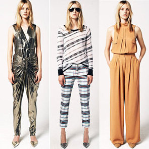 Pictures of See by Chloe's Resort 2013 Look Book