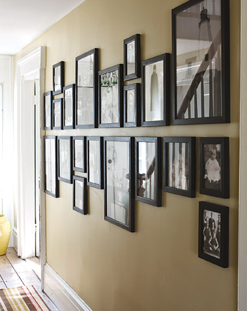 Wall Art 12 Ways To Organize And Arrange Your Photos