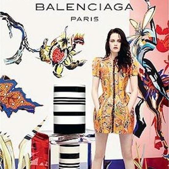 Kristen Stewart Balenciaga Ad (Video)