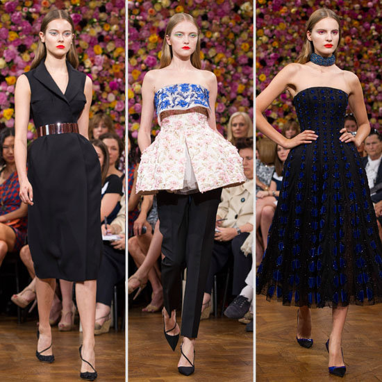 2012 Paris Couture Fashion Week Images and Review of Christian Dior
