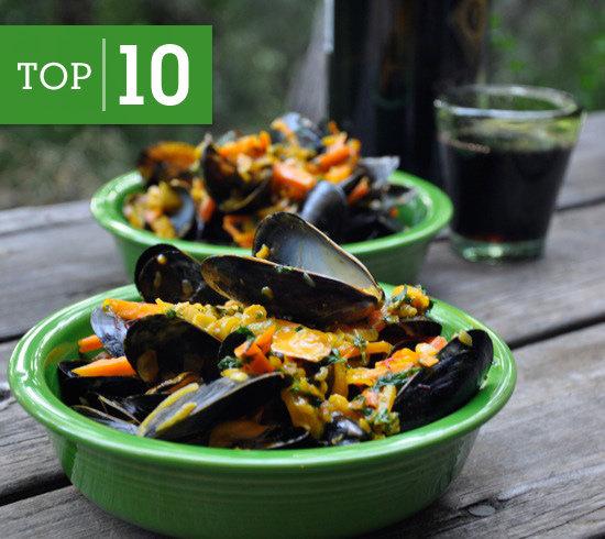 10 Shore Food Specialties to Enjoy Now