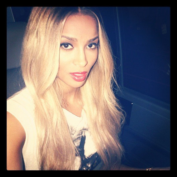 Ciara shared this stunning photo during her Fourth of July celebrations. Source: Instagram user ciara