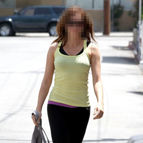 Former Charmed Star Leaving the Gym