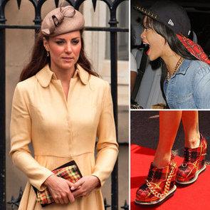 Shop Kate Middleton's Tartan Accessories Trend