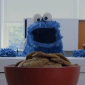 """Cookie Monster """"Call Me Maybe"""" Parody"""