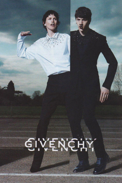 Givenchy Fall 2012 Ad Campaign