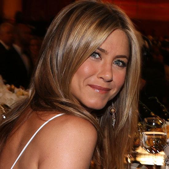 Jennifer Aniston Uses Vaseline to Keep Wrinkles at Bay