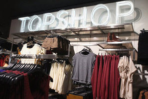 Nordstrom Opens Topshop Departments