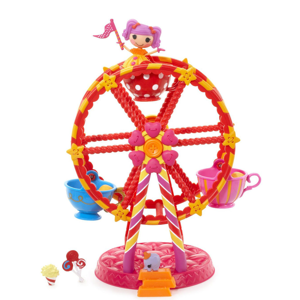 Mini Lalaloopsy Ferris Wheel Playset ($14)
