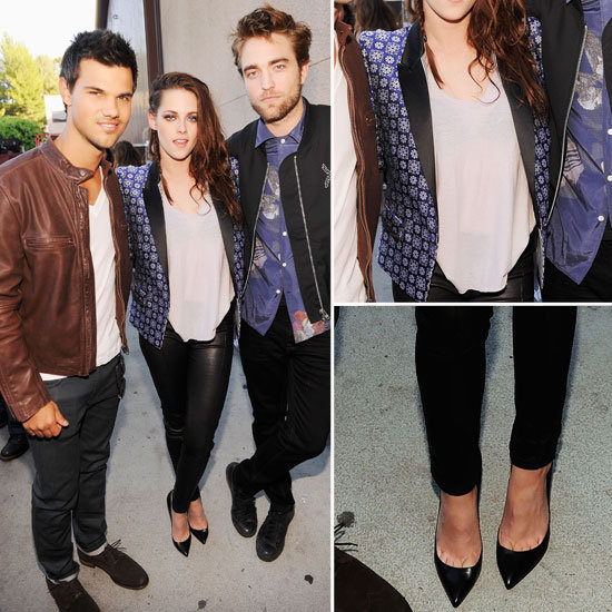 Kristen Stewart at Teen Choice Awards 2012