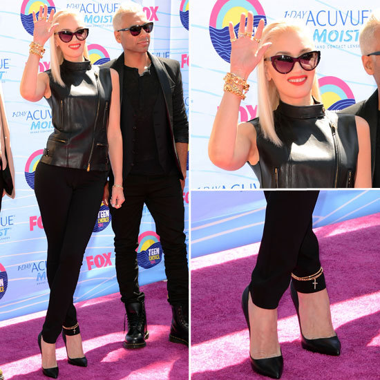 Gwen Stefani at Teen Choice Awards 2012