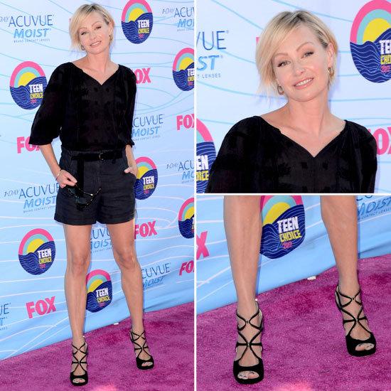Portia de Rossi at Teen Choice Awards