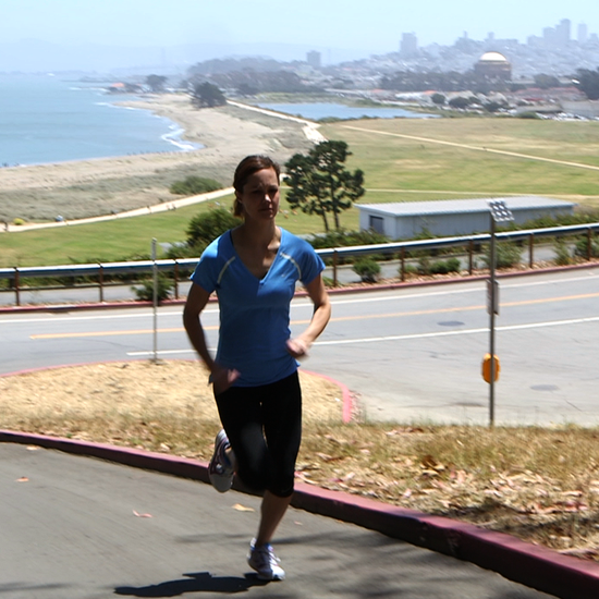 How to Run Uphill | Video