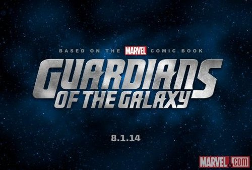 Guardians of the Galaxy Release Date: 8/1/14