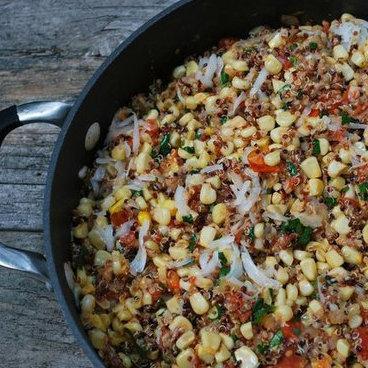 Healthy Corn Recipes
