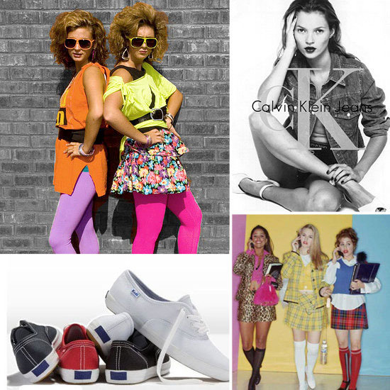The Biggest and Best Trends of the '80s and '90s That Are (Somewhat) Cool Again: Snoop Our Fun Fashion Flashback!