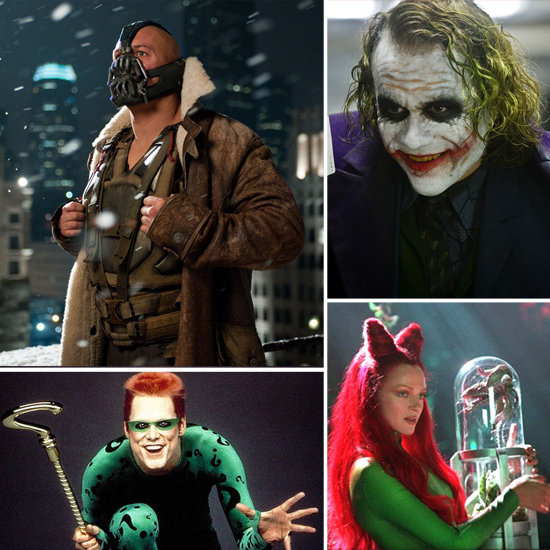 Batman Movie Villains: The Bad, the Badder and the Ugly