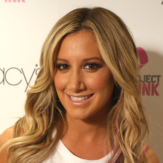 Ashley Tisdale Interview (Video)