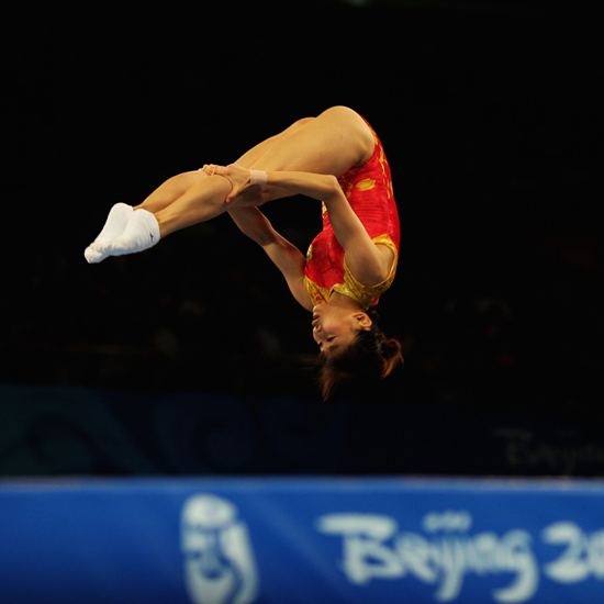 Olympics Trampoline History and Scoring   Video