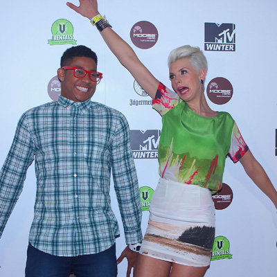 MTV 2012 Winter Programming Launch Celebrity Pictures: Ruby Rose, Kate Peck, Jules Sebastian, Chris Lilley