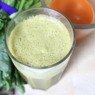 Carrot-Ginger-Orange Smoothie Recipe | POPSUGAR Fitness