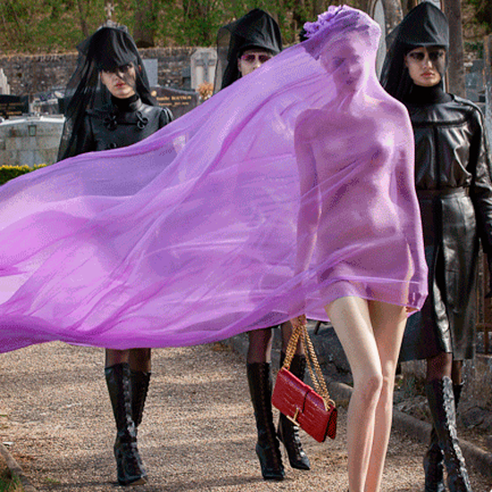 Carine Roitfeld Reveals First Image From CR Fashion Book