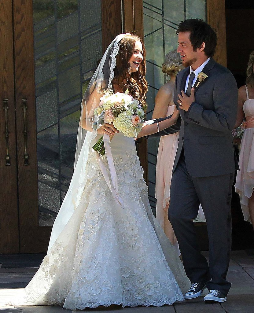 american idols lee dewyze and jonna walsh tied the knot
