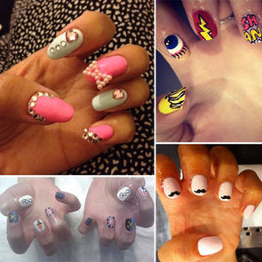 5 of the World's Best Nail Art Salons