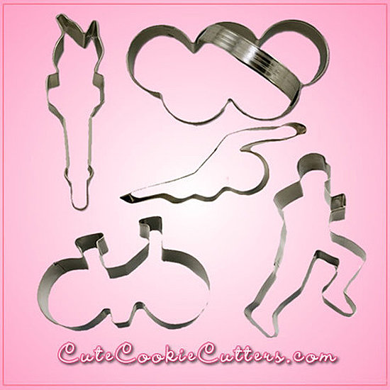Olympic Cookie Cutter Set
