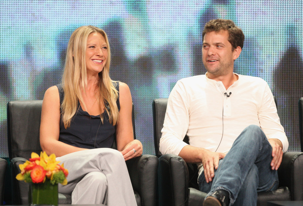 Anna Torv and Joshua Jackson sat down at the TCAs.