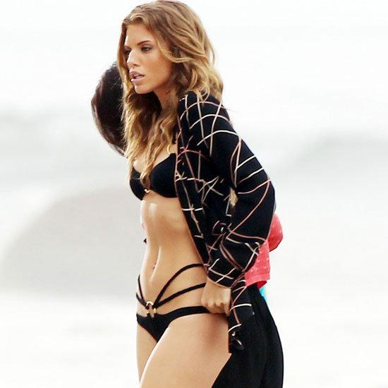 90210 Stars Bikini Pictures