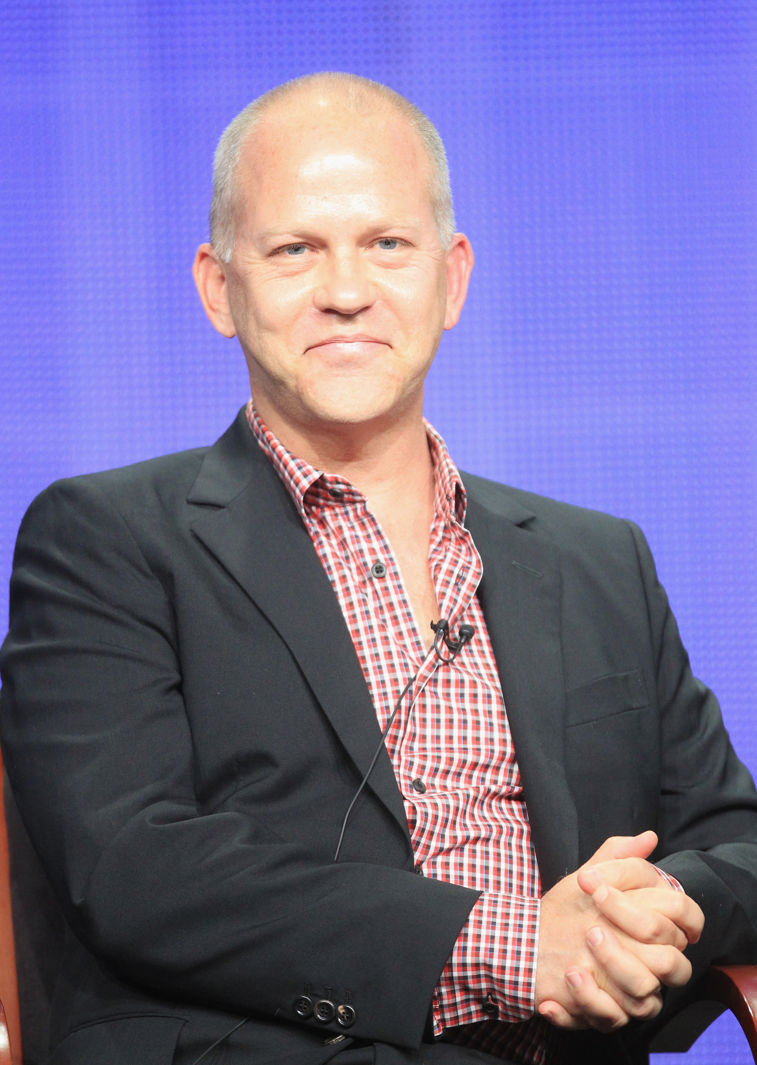 Ryan Murphy told the press that The New Normal is loosely based on his life.