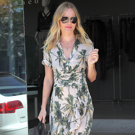 Palm Tree Prints (Celebrity Pictures and Shopping)