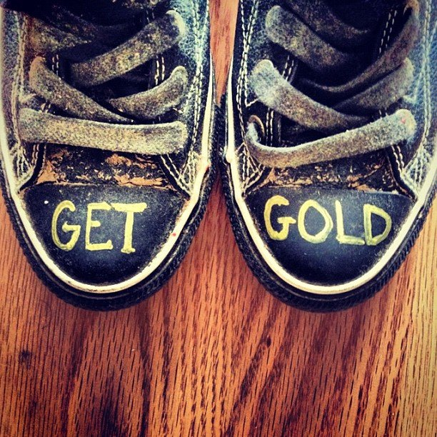 Converse is feeling the Olympic spirit. Source: Instagram User converse