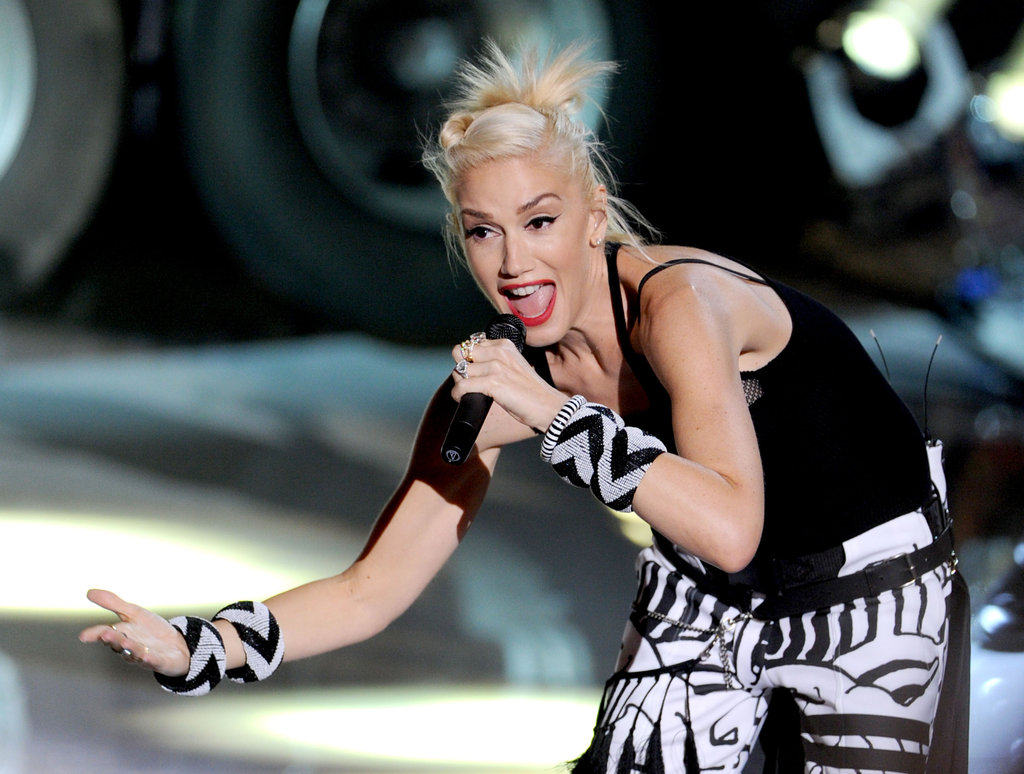 Gwen Stefani and No Doubt performed for a new crowd at the Teen Choice Awards on July 22.