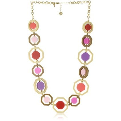 "Kate Spade New York ""Octagonal"" Long Necklace"