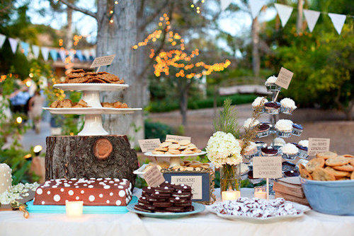 Have a Potluck Wedding