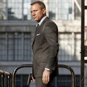 Skyfall Full Movie Trailer with Daniel Craig and Blonde Javier Bardem