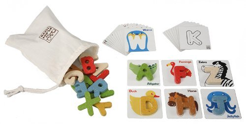 PlanToys Plan Preschool Alphabet