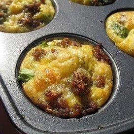 Dean McDermott's Omelette Muffins