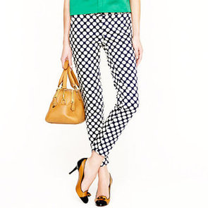 Printed Pants For Fall 2012