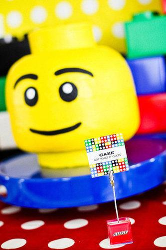A Lego Cake