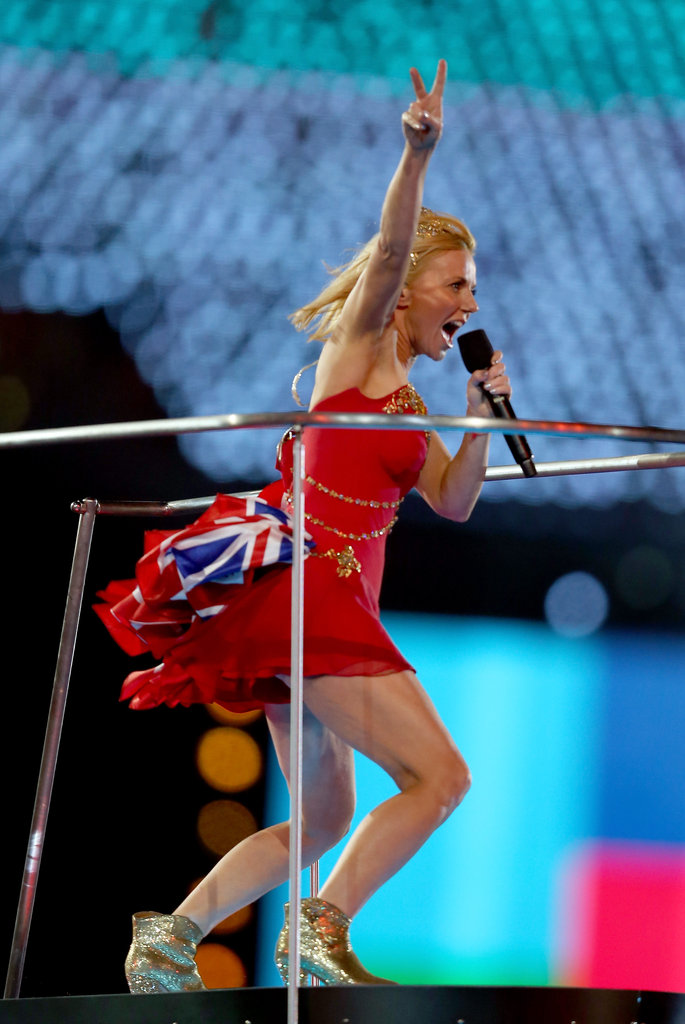 All the 2012 London Olympics Closing Ceremony Pictures