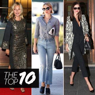 Top 10 Best Dressed This Week: Kate Moss, Chloë Sevigny, Miranda Kerr, Dree Hemingway & More