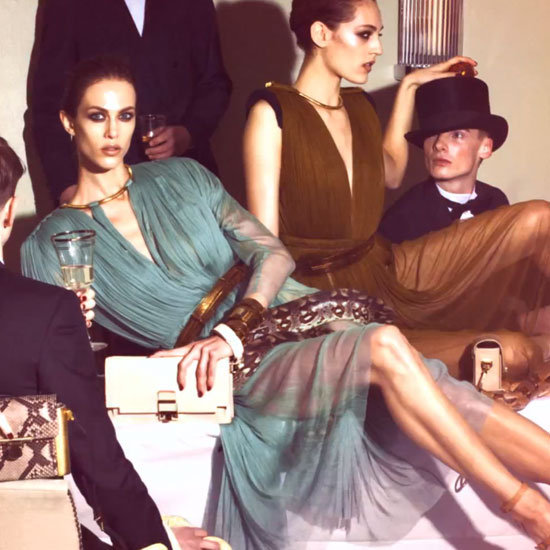 Lanvin Spring 2012 Ad Campaign Video by Steven Meisel