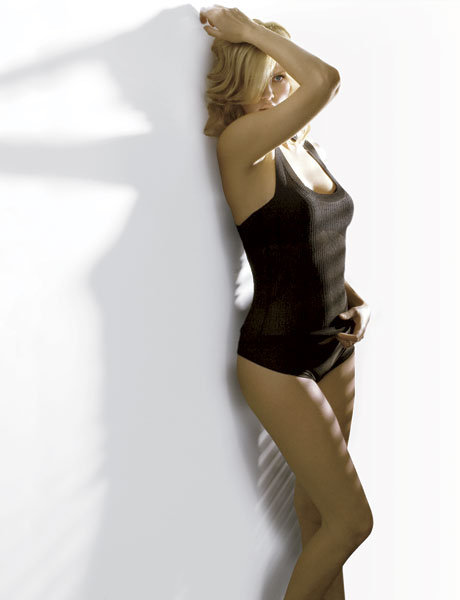 Charlize Theron was named Esquire's Sexiest Woman of the Year in October 2008.