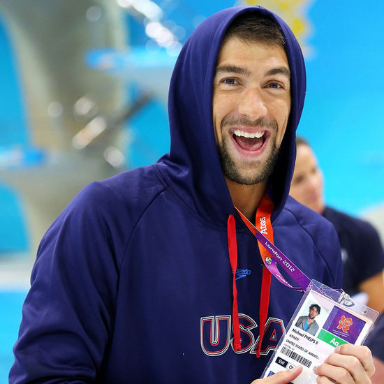 Famous Olympic Credential Pictures